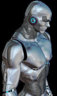 Homme robotg 1